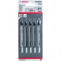 Bosch Jigsaw Blades - T 308 BO (5 pack)